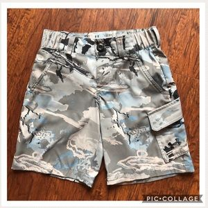 Under Armour Arctic Camo Youth Shorts